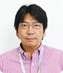 General Manager, Logistics Department, DIC Corporation Kenichi Tsuruta
