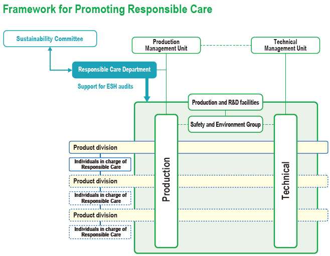 Framework for Promoting Responsible Care
