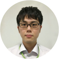 Business Support Department, DIC Estate Co., Ltd.  Ryo Nakagawa