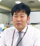 Functional Coatings Sales Department, Liquid Compounds Product Division Masayuki Aota